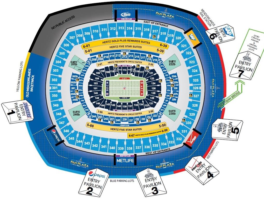 Super Bowl Public Safety Rules - Travel & Stadium Access ...