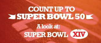 Count up to Super Bowl 50: A Look Back at Super Bowl XIV