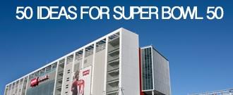 Super Bowl 50 ideas