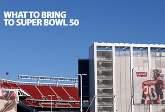 Super Bowl 50 Checklist
