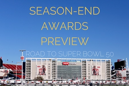 ROAD TO SUPER BOWL 50