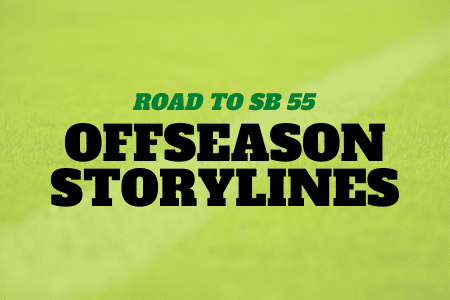 Road to Super Bowl 55: Offseason Storylines (March 9)