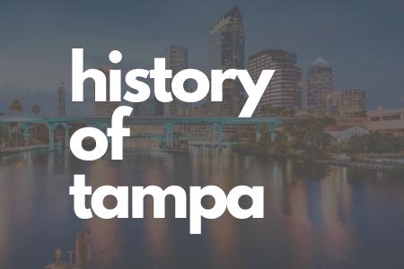 Super Bowl 55: History of Tampa